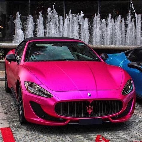 maserati pink or not itswhitenoise maserati prettyinpink