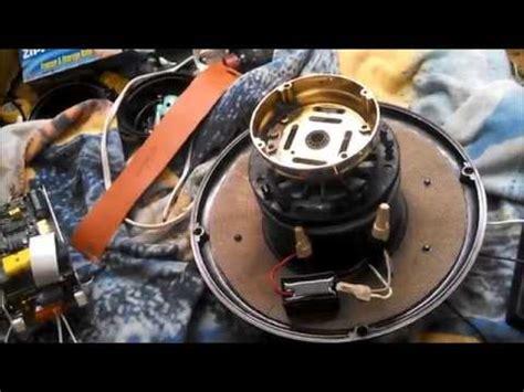 single speed ceiling fan converting a casablanca intelitouch ceiling fan motor to