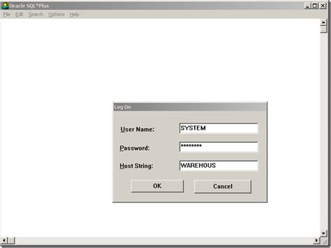 oracle tutorial mp3 sqlplus for windows 7
