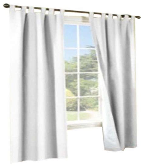 weather curtains thermalogic weather insulated cotton fabric tab panels
