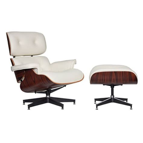 replica eames lounge chair and ottoman milan direct eames premium leather replica lounge chair