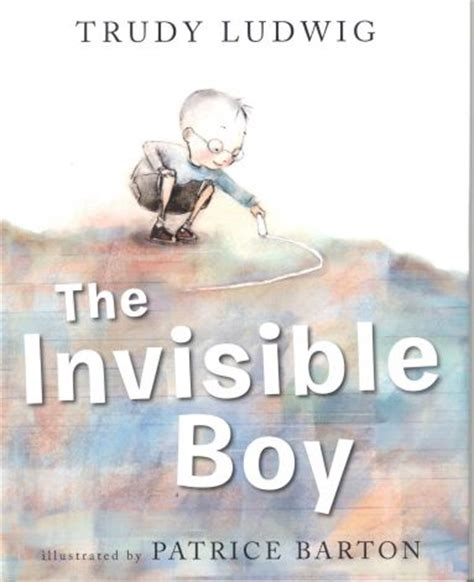 the invisible boy books to engage students on bullying and diversity welcoming schools