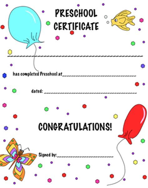 moving up certificate templates printable kindergarten graduation certificate