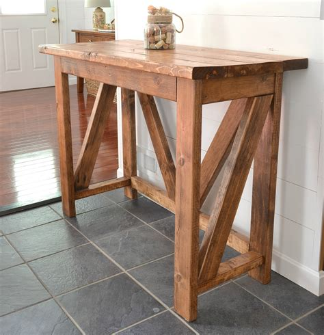 Diy Breakfast Bar Table Inexpensive Diy Breakfast Bar I Am A Homemaker