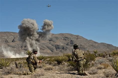 support certification air support at the nevada test and range gt nellis air