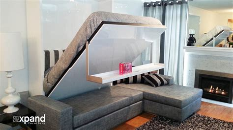 space ideas expand furniture space saving ideas youtube