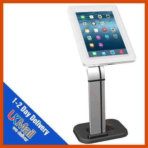 Desk Stand Secure by Anti Theft Tablet Desk Mount Stand Secure Holder