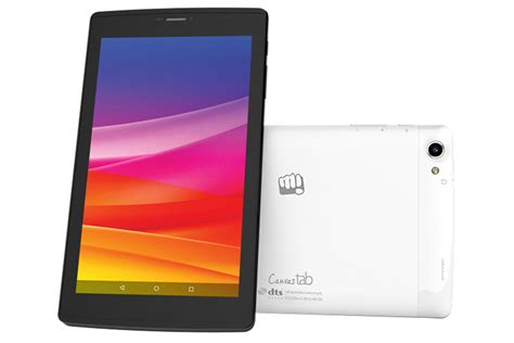 Tablet 7 Inch 4g micromax launches 7 inch 4g tablet canvas tab p702 at rs 7 999 news18
