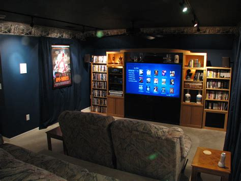 home entertaining home theater accent construction and remodel corp
