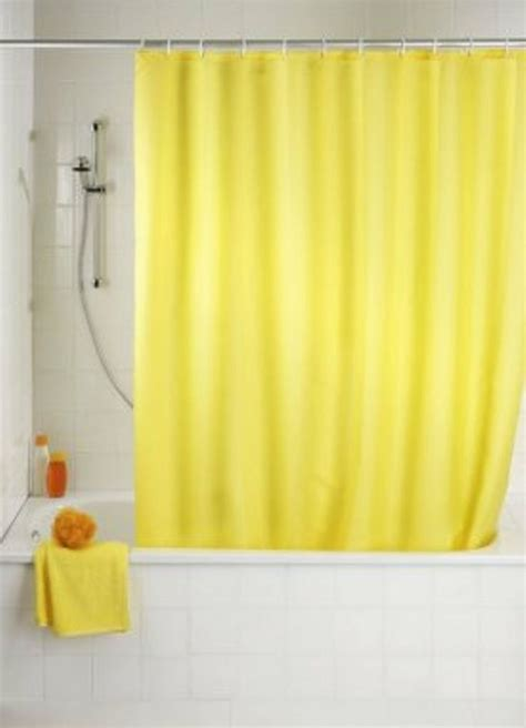 yellow print shower curtain 1000 images about extra long shower curtain on pinterest