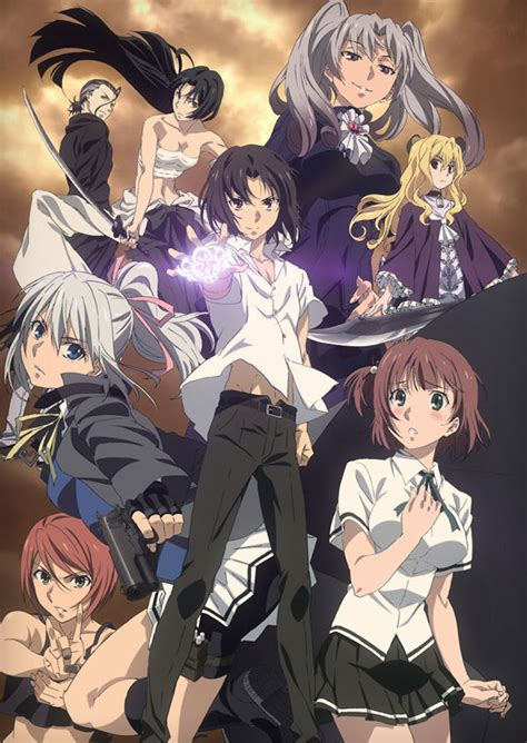 taboo tattoo characters tv anime news network