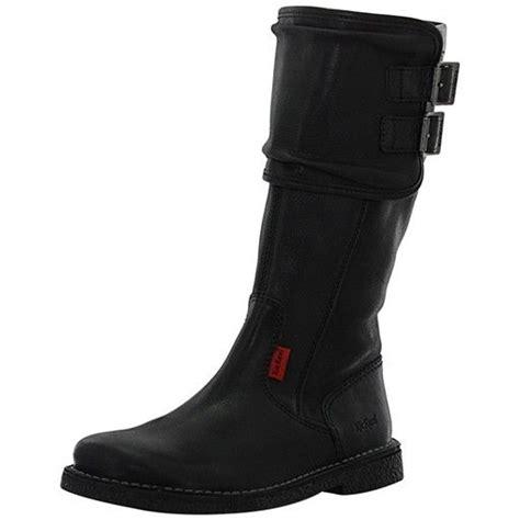 Sepatu Replika Kickers High Quality White bottes loko cuir vettore femme kickers 444300 chaussures