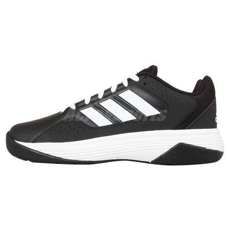 New Adidas Made In Black White 1 adidas cloudfoam ilation black white mens basketball shoes