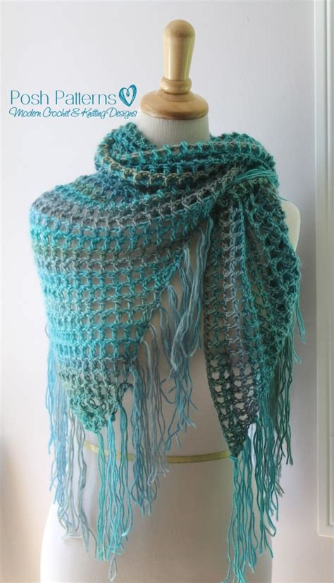pattern triangle scarf crochet triangle scarf pattern crochet shawl pattern
