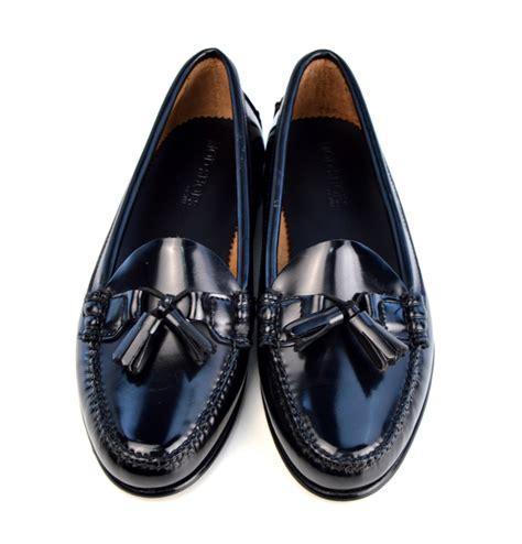 black tassel loafer black tassel loafer with leather sole the