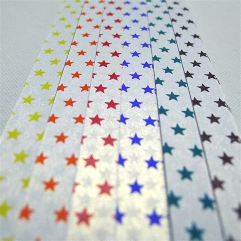 Glow In The Origami Paper - glow in the shimmer origami lucky paper