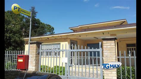 ufficio postale roma 19 rapina alle poste di villa romagnoli bottino 1500