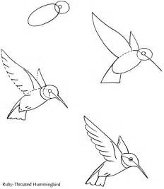 How To Draw Bird How To Draw Birds