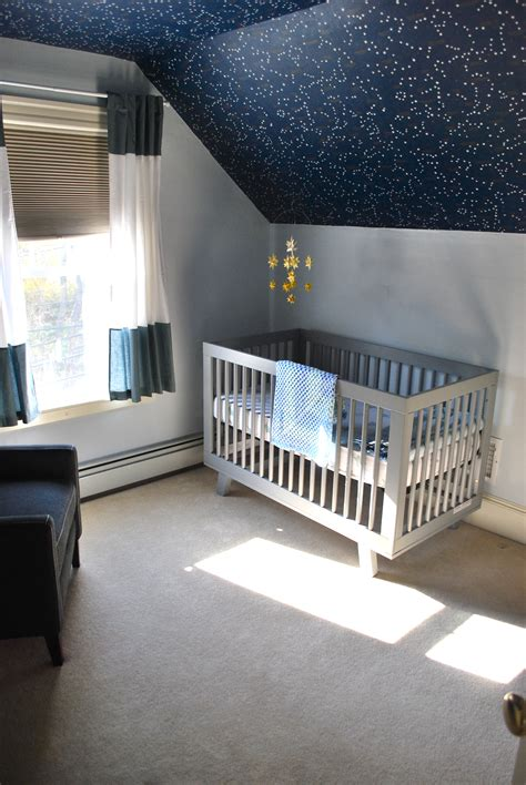 space themed baby room starry starry nursery tales from the waiting room