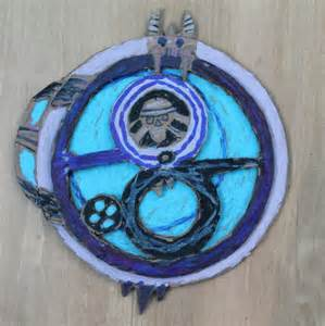 Cake Knife Decoration Trollhunters Craft Make Your Own Amulet Of Daylight