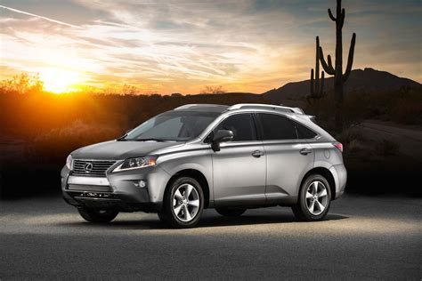 lexus rx 350 2015 lexus rx 350 front three quarters photo 21