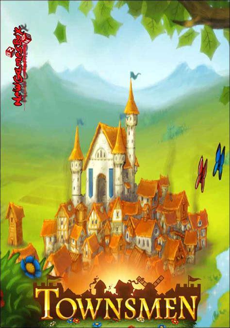 download mod game townsmen townsmen free download full version pc game setup