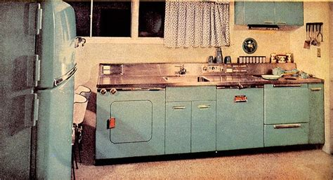 50 s kitchen danielle sigwalt interiors color recall 40 s and 50 s