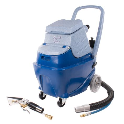 Upholstery Extractor Machine by Trusted Clean 5 Gallon Automotive Detailer Non Heated