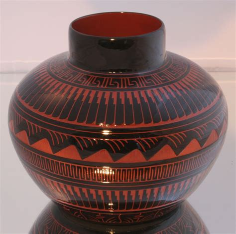 images of pottery traditional navajo pitch pottery and navajo etched pottery
