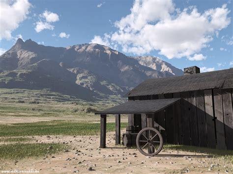 hd wallpaper  western  scene