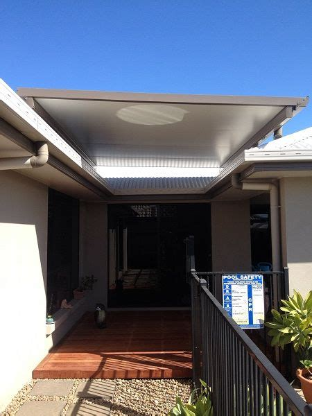 timber roof tile battens perth a great deck on ground with a stratco insulated fly