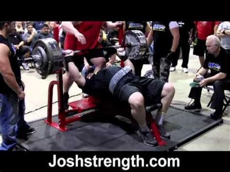 ronnie coleman bench press max brian siders 605 raw bench press ronnie coleman classic