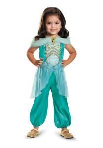 Halloween Queen Costumes Jasmine Classic Toddler Costume