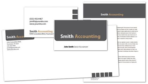 accountant business cards templates custom logo template for accounting tax services