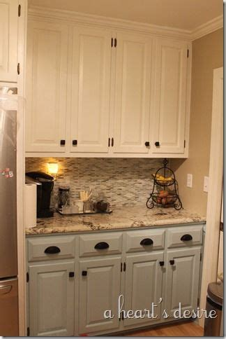 Behr Kitchen Cabinet Paint Cabinet Paint Top Behr Swiss Coffee Bottom Benjamin Gossamer Blue Granite Is Cosmos