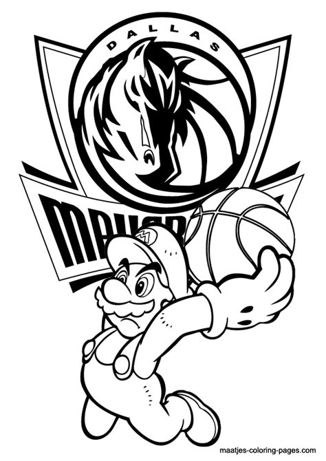 new orleans hornets free colouring pages