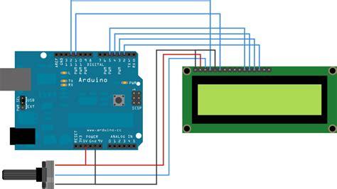 tutorial php arduino arduino pantalla lcd para mostrar texto gradotelecovigo