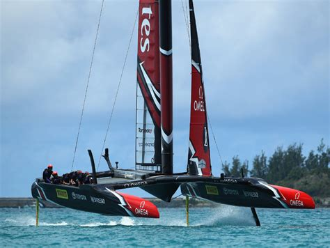 america s cup catamaran dimensions america s cup how emirates new zealand was able to rout