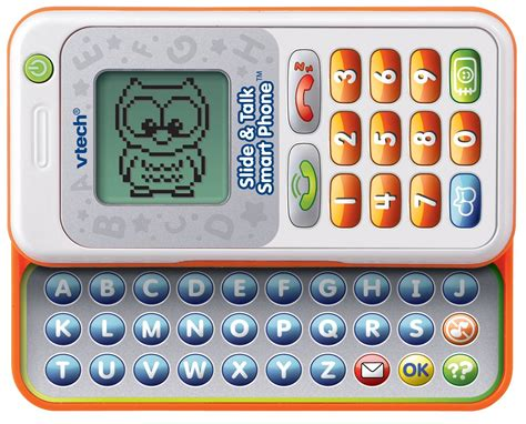 Vtech Animal Slide Phone vtech slide and talk smart phone only 5 73 become a coupon