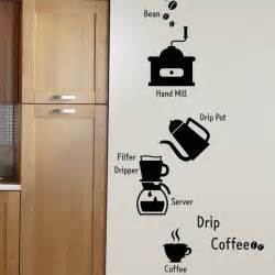 compare prices on coffee art mural glass window online popular coffee stickers buy cheap coffee stickers lots
