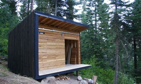inexpensive small cabin plans small shed cabins small