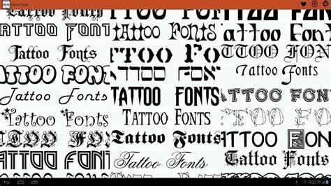 tattoo fonts video font lettering hl45 187 regardsdefemmes