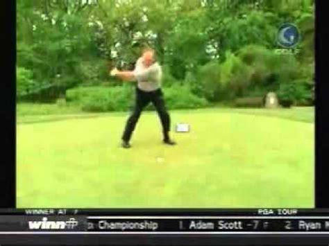 allen doyle golf swing allen doyle youtube