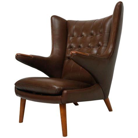 papa chair by wegner hans wegner papa chair