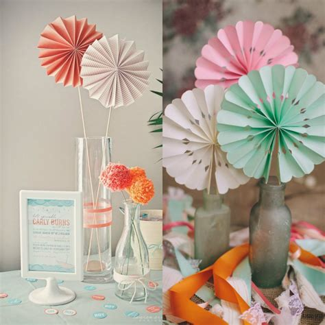 how to paper fan decorations jaw dropping paper fan wedding decoration ideas within