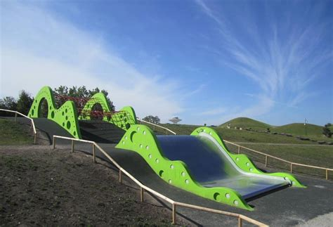le slide playscapes the green wave slide malm 246 sweden anders dahlb 228 ck and corocord 2012 rule