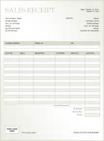 Sales Receipts Template Free Sales Receipt Template 9