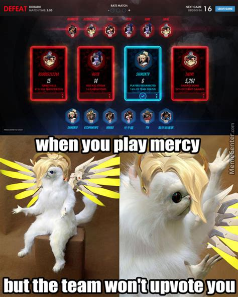 Mercy Meme - mercy memes best collection of funny mercy pictures