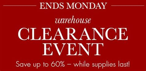 Valley Winter Sale Up To 60 by Pottery Barn Winter Clearance Sale Save Up To 60