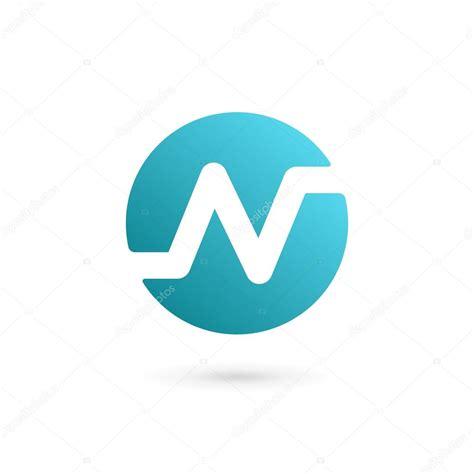 logo st maker elementos de plantilla de dise 241 o de letra n logo icono vector de stock 70587157 depositphotos